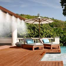 Best Patio Mister System Patio Misting System Featured Home Products Pinterest Patios