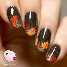 25 unique thanksgiving nail ideas on thanksgiving
