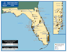 Map Of Boca Raton Florida by Itts Florida State Profile