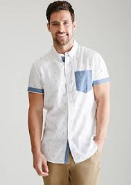 roll it up top sleeve button shirts for s