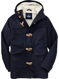 old navy men u0027s wool blend toggle coats shoppin for me pinterest