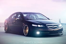 slammed tsx soon to get one of these and trick it out stanced tl check out