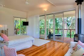 Altair Louvres Next To A Sliding Door Connect This Bedroom With - The natural bedroom