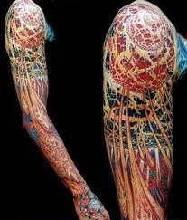 the meaning of skull sleeve tattoos tattoo ideas mag