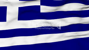 Flying Flag Flying Flag Of Greece Lizenzfreie Stock Videos Und Clips
