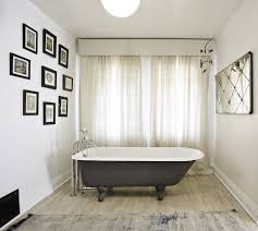 Cast Bathtub Black Cast Iron Bath Design Ideas