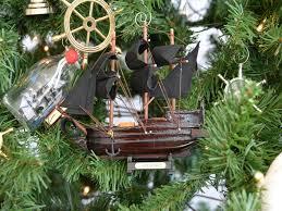 wholesale caribbean pirate model ship nautical tree