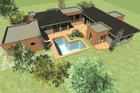 u shaped houses u shaped house plans gallery of beautiful spanish style house plans