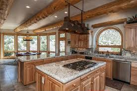 hickory cabinets with granite countertops rustic kitchen cabinets ultimate design guide designing idea