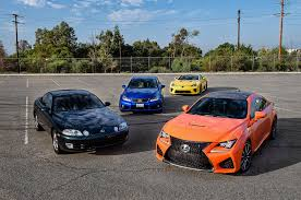lexus rcf orange wallpaper exclusive photos 2015 lexus rc f poses with lfa is f sc 400