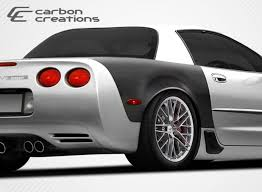 corvette c5 kit creations 107097 1997 2004 chevrolet corvette c5 2dr carbon