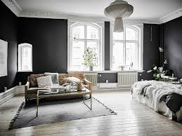 Scandinavian Home Interiors Black And White Scandinavian Home Design Ideas Include With A