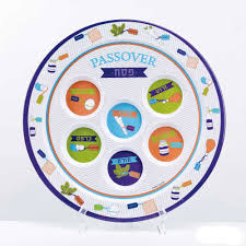 what is on a passover seder plate passover gifts passover seder plate melamine