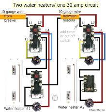 120 volt water heater wiring electric water heater wiring