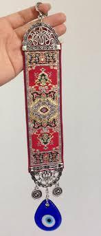 anatolian motif home decoration protector amulet turkish blue evil