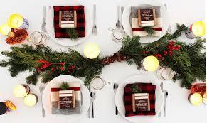 table decoration for christmas 20 diy christmas table decor