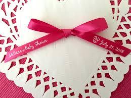 baby shower ribbon new 3 8 baby shower favor ribbon regal ribbons
