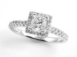 Square Wedding Rings by Square Diamond Rings Perhanda Fasa