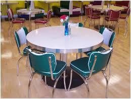 kitchen wonderful retro dining set round kitchen table 50 u0027s
