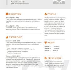 Resume Examples For Oil Field Job by Example Of A Simple Resume Simple Resume Example Simple Resume