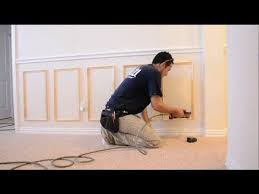 Diy Chair Rail Wainscoting Best 25 Picture Frame Wainscoting Ideas On Pinterest Picture