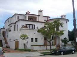 spanish style condos in santa barbara by garcia architects