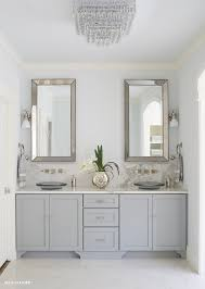 Design Bathrooms Gray Vanity Bathroom Design Bath Pinterest Gray Vanity