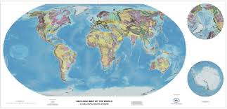 Iran On World Map Gds Geologic And Tectonic Maps Geologic Data Systems