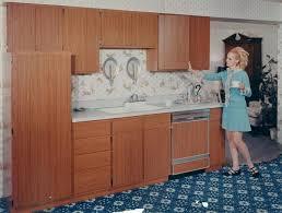 1960s Kitchen Kitchen Design From The 1940 U0027s Through The 1970 U0027s