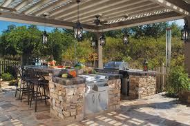 back yard kitchen ideas 10 gorgeous backyard kitchen designs diy network made