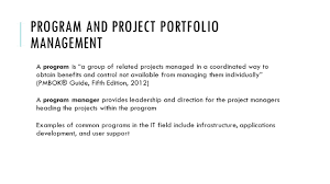 itmg 494 business it project management ppt download