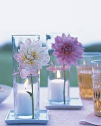 diy centerpieces featuring glass vases afloral com wedding blog