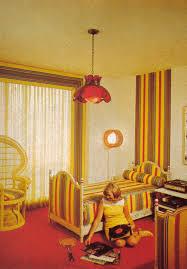 28 1975 home interior design forum tour a time capsule 1975 home interior design forum bhgdb75 headboard fabricsupergraphic supergraphic strategies