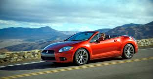 mitsubishi eclipse concept 2010 mitsubishi eclipse spyder review top speed
