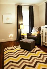 Modern Nursery Rug Yellow And Gray Nursery Modern Nursery Flanigan Interiors