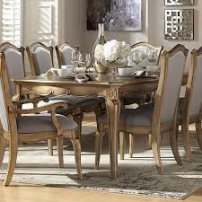 steve silver wilson 7 piece 60x42 dining room set in north shore