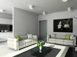 neutral home interior colors this grey and black neutral room is made more interesting by the