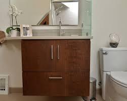 Mid Century Modern Bathroom Lighting Midcentury Small Bathroom Vanities Home Design Photos U0026 Decor