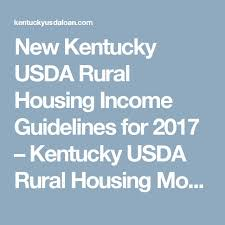 Usda Rural Housing Service 367 Best Kentucky Usda Rural Housing Mortgage Homes And Loans
