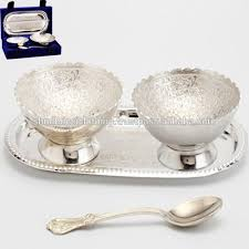 silver wedding gifts corporate gift set wedding gift set silver plated gift set silver