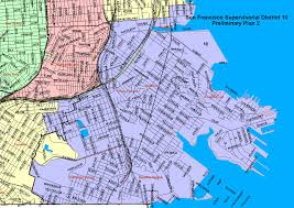 Neighborhood Map Of San Francisco by City And County Of San Francisco Sf District Maps U0026 Data