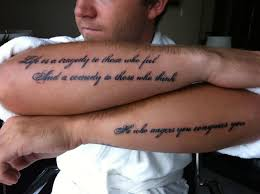 forearm script sas ink