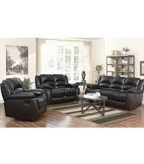 Livingroom Pc Living Room Sets Ashlyn 3 Piece Leather Set