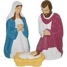 Outdoor Christmas Nativity Decorations by Outdoor Nativity Set Ebay