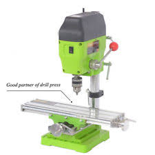 drill press milling table milling table ebay