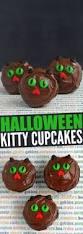 halloween kitty cupcakes frugal mom eh