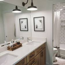 Above Mirror Vanity Lighting Bathroom Lighting Vanity Lights Mirror Placement And Top