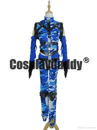 death by degrees tekken nina williams cosplay costume
