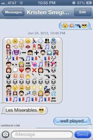 35 Hilarious Funny Texts Messages - hilarious emoji conversation funny but real pinterest emoji