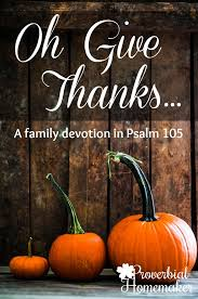 thanksgiving family devotion family thanksgiving scriptures and